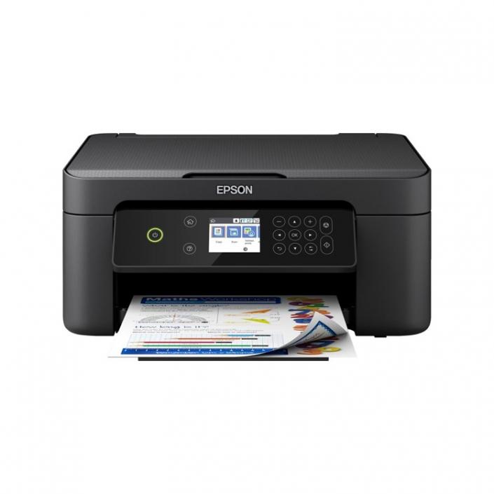 Epson Expression Home XP-4100 Tinten All in one Drucker schwarz