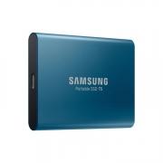 Samsung Portable SSD T5 blau