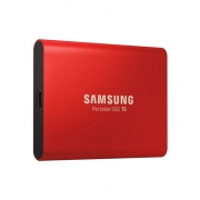 Samsung Portable SSD T5 rot