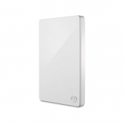 Seagate Backup Plus Slim Portable weiss