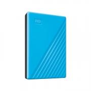 WD MyPassport Portable Storage 2TB blau