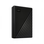 WD MyPassport Portable Storage 4TB schwarz