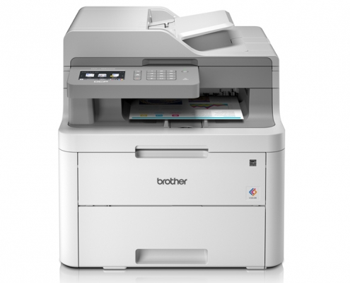 Brother DCP-L3550CDW Farblaser Multifunktionsdrucker
