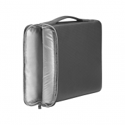 HP 15 Carry Sleeve schwarz silber
