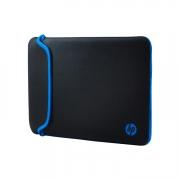 HP Chroma Reversible Neopren Sleeve 14 schwarz-blau