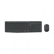 Logitech MK235 Maus Tastatur Set Funk