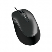 Microsoft Comfort Mouse 4500 Kabel schwarz