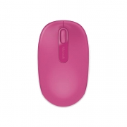 Microsoft Wireless Mobile 1850 Mouse magentapink