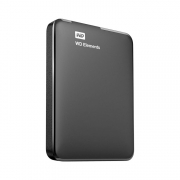WD Elements portable mobile externe Festplatte schwarz