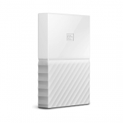 WD My Passport Portable Storage 1TB weiss