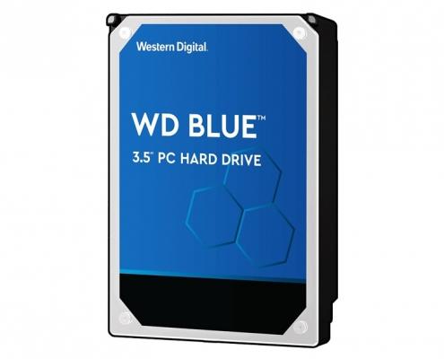 Festplatte 3,5 Zoll intern Western Digital WD Blue
