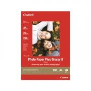 Canon PP-201 Fotopapier Plus Glossy II A4 20 Blatt