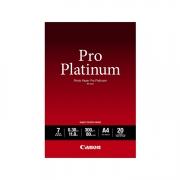Canon PT-101 Pro Platinum Fotopapier A4 20 Blatt