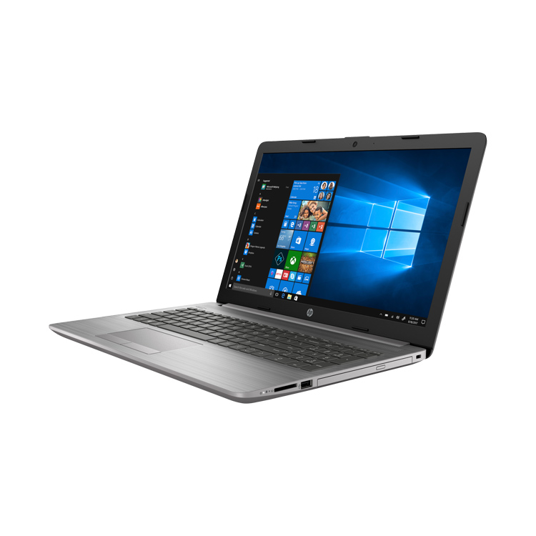 HP Notebook 255 G7 seitlich rechts