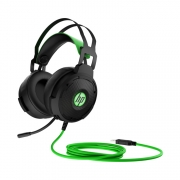 HP Pavilion Gaming Headset 600 schwarz grün USB
