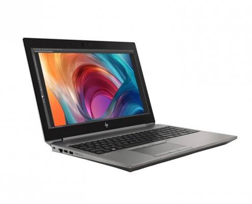 HP ZBook 15 G6 mobile Workstation dunkelsilber