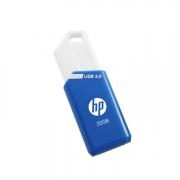 HP x755w USB Stick 32GB capless blau weiss USB3.0