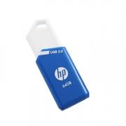 HP x755w USB Stick 64GB capless blau weiss