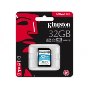 Kingston SDHC Karte CanvasGo 32GB