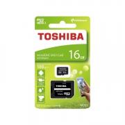 Toshiba microSDXC UHS-I Karte 16GB