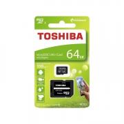 Toshiba microSDXC UHS-I Karte 64GB