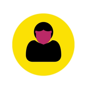 Piktogramm Eintritt nur mit Mund-Nasen-Schutzmaske