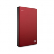 Seagate Backup Plus Slim 2TB rot externe Festplatte