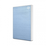 Seagate Backup Plus Slim Portable 2TB hellblau