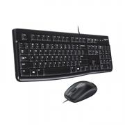 Logitech MK120 Corded Desktop