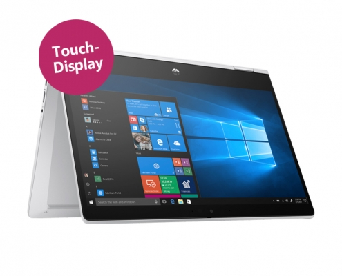 HP ProBook x360 435 G7 tent mitTouch