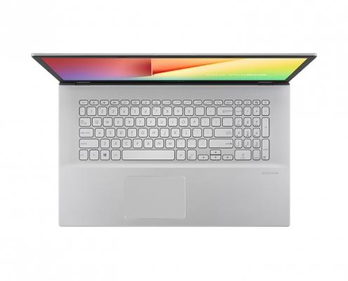 ASUS VivoBook 17 S712DA birdseye