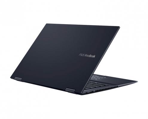 ASUS VivoBook Flip 14 TM420IA hinten