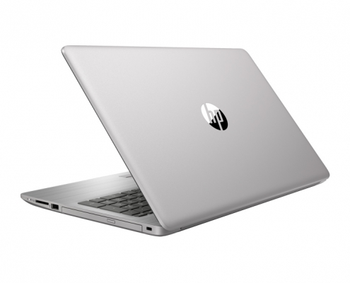 HP 250 G7 silber Seite hinten