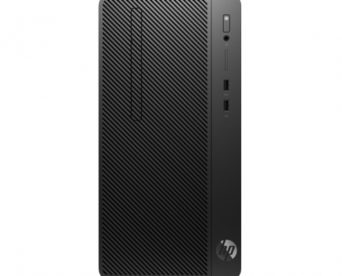HP 285 G3 Micro Tower PC front
