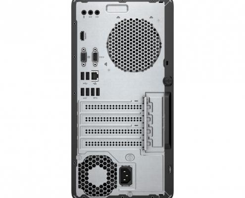 HP 285 G3 Micro Tower PC hinten