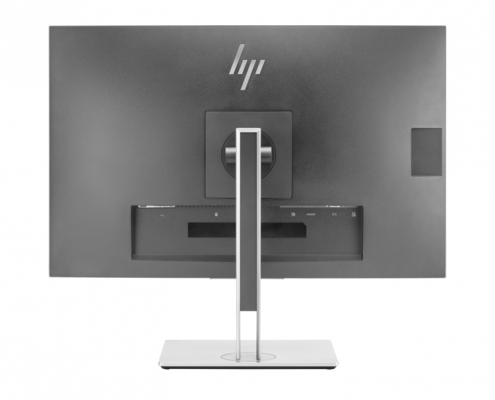 HP EliteDisplay E273 hinten