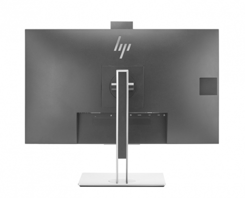 HP EliteDisplay E273m hinten