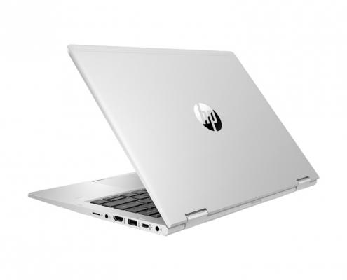 HP ProBook x360 435 G7 hinten