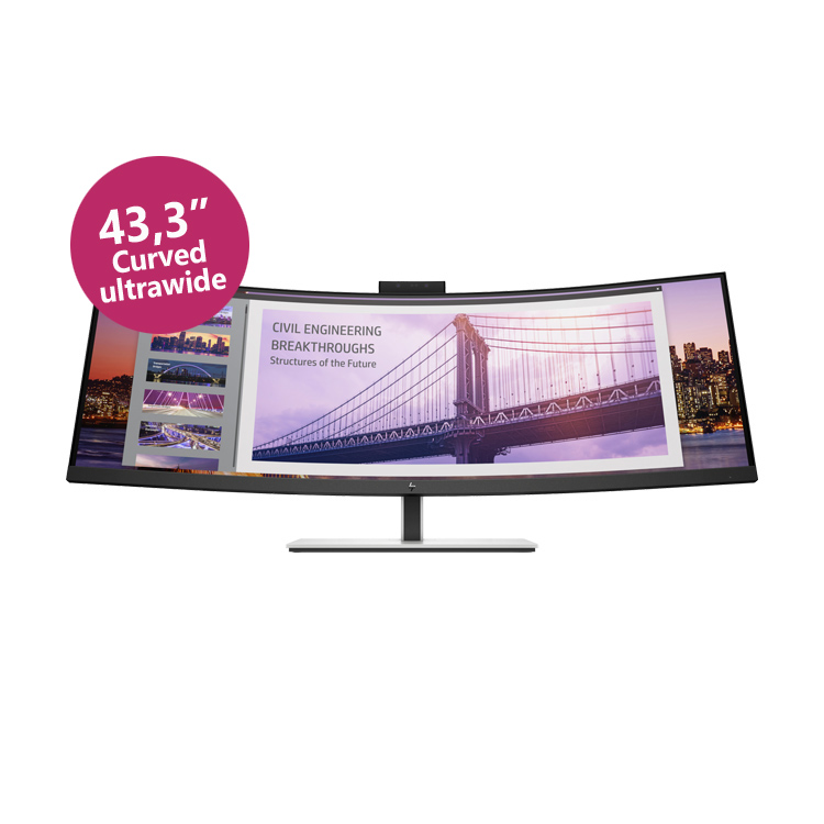 HP S430c Curved