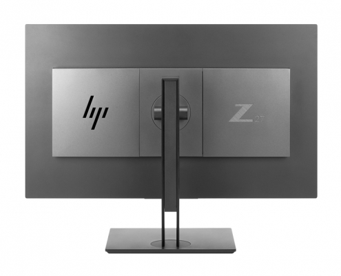 HP Z-Display Z27n G2 hinten