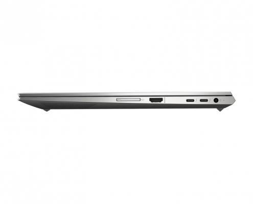 HP ZBook Studio G7 Anschlüsse rechts