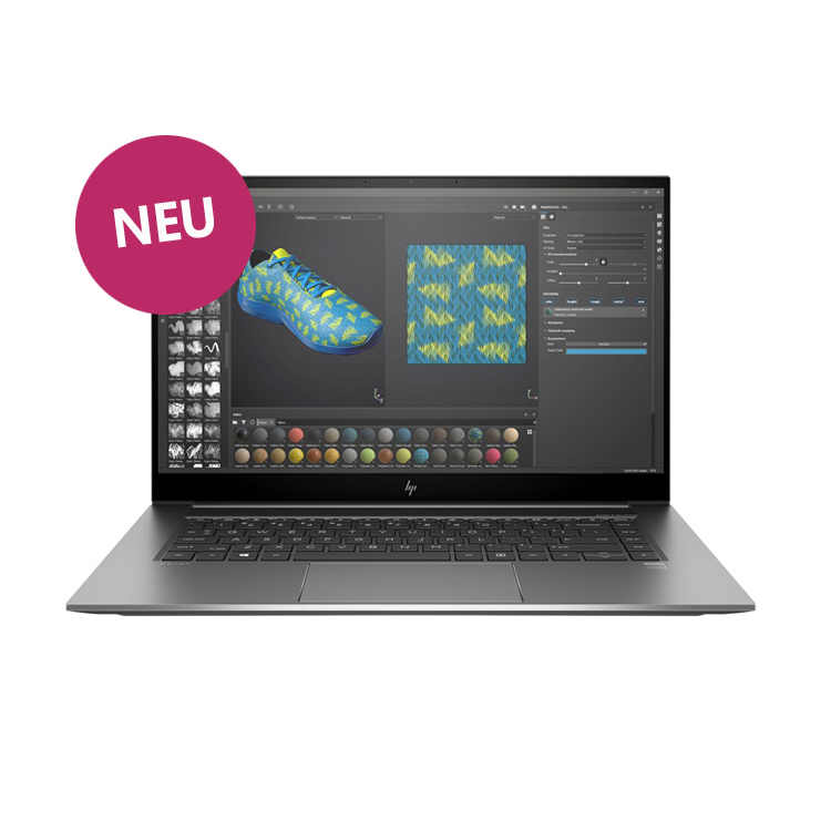 HP ZBook Studio G7