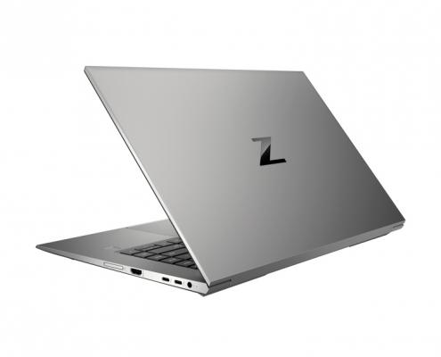 HP ZBook Studio G7 hinten