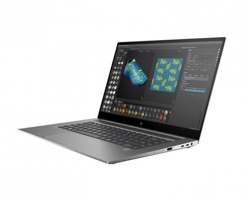 HP ZBook Studio G7 rechts