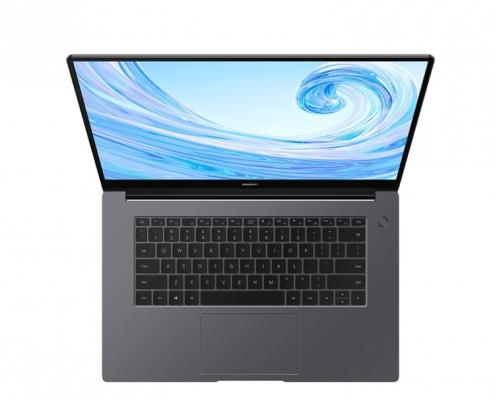 Huawei MateBook D 15 birdseye
