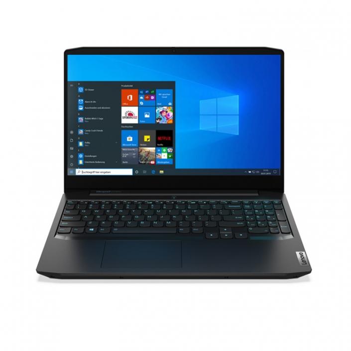 Lenovo IdeaPad Gaming 3 15IMH05 front
