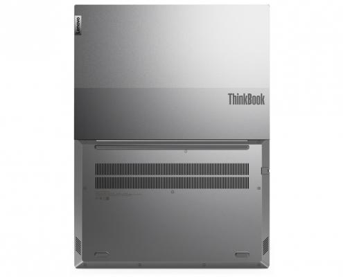 Lenovo ThinkBook 15p IMH flach hinten und unten