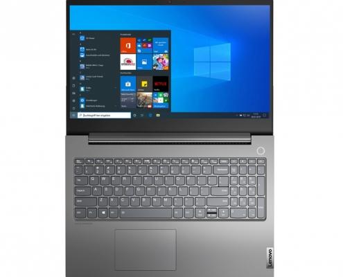 Lenovo ThinkBook 15p IMH flach vorne
