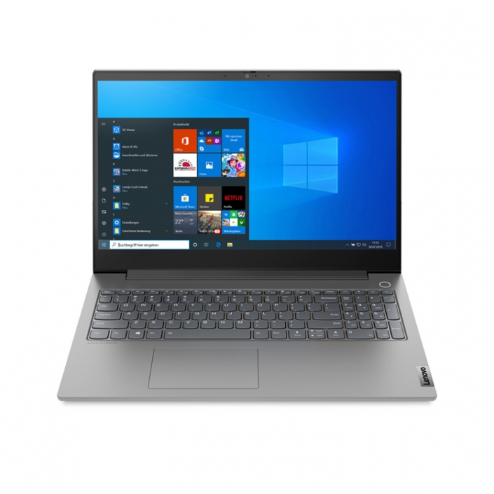 Lenovo ThinkBook 15p IMH front