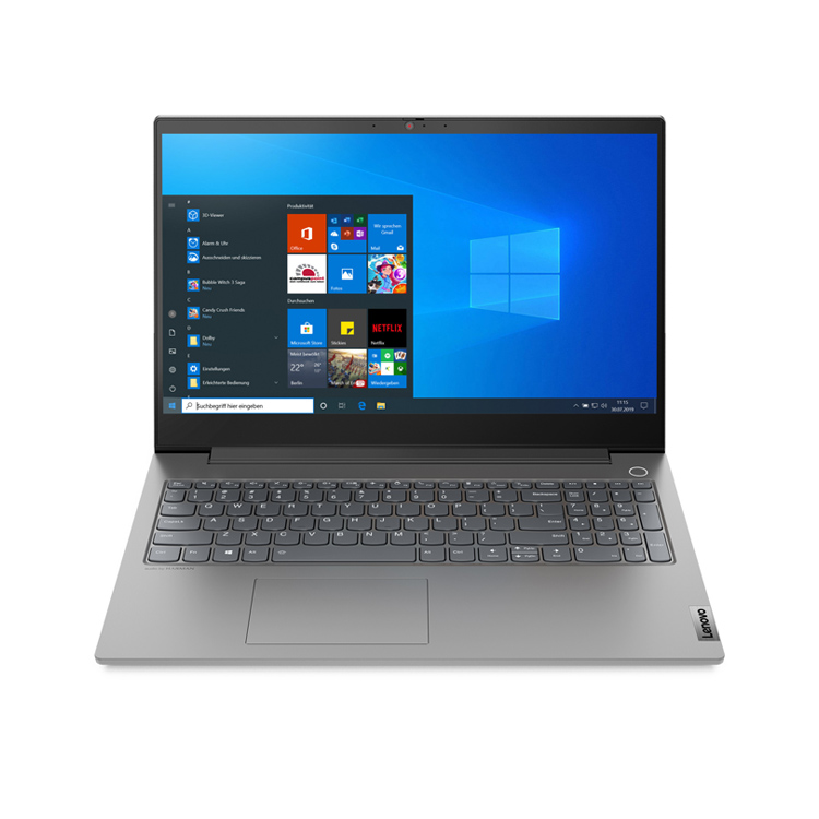 Lenovo ThinkBook 15p IMH front
